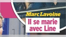 Marc Lavoine, fou d'amour pour Line Papin, champagne, doux secret à Troyes