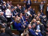 Theresa May accuses Parliament of 'con trick' on the British people