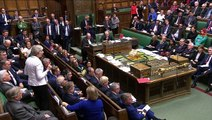 Theresa May urges MPs to back PM's deal