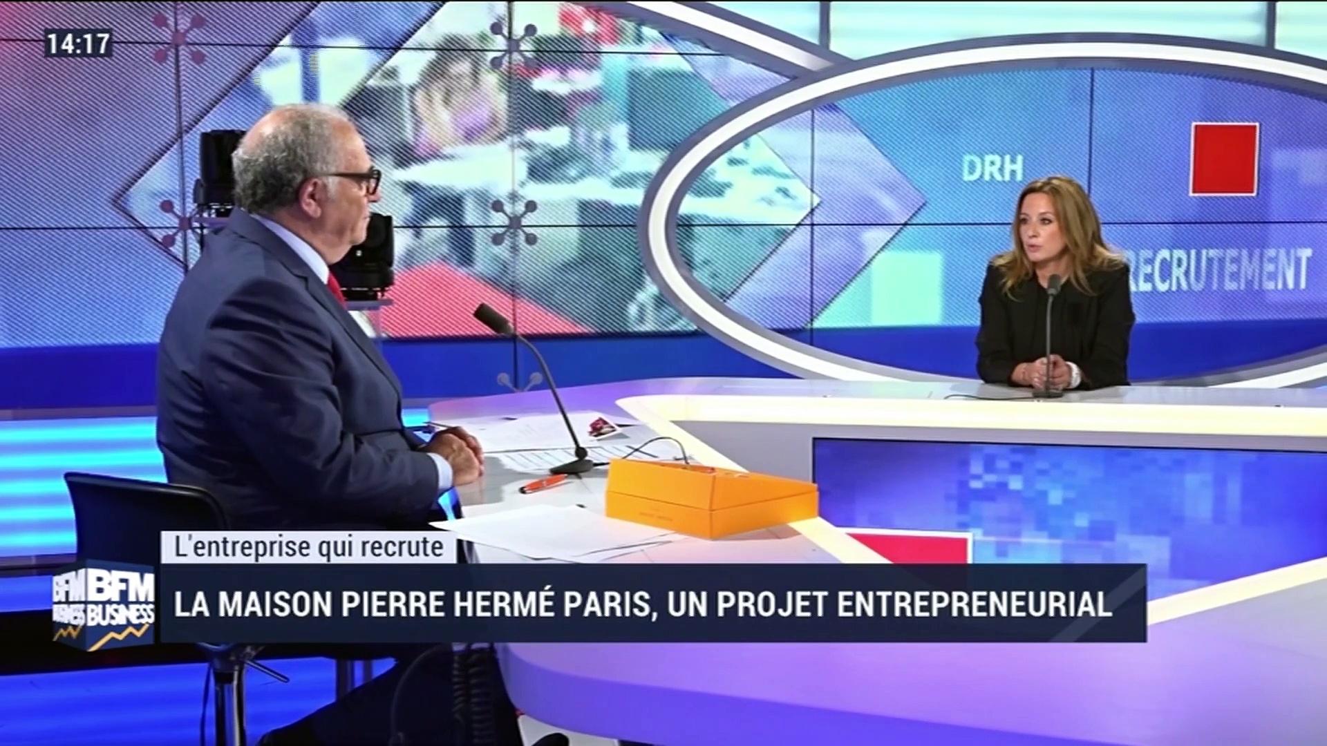 L'entreprise qui recrute: plusieurs postes à pourvoir chez Maison Pierre Hermé Paris – 19/10
