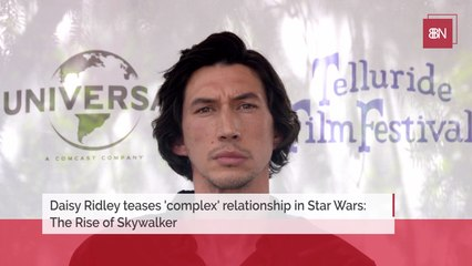 Daisy Ridley Teases 'Star Wars' Relationships