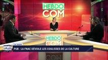 Le Zoom: Cultura lance sa première campagne télé avec humour - 19/10