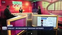 Podcast: un engouement croissant en France – 19/10
