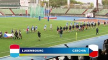 REPLAY LUXEMBOURG / CZECHIA - RUGBY EUROPE CONFERENCE 1 NORTH 2019/2020