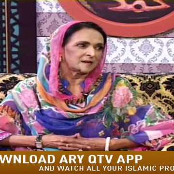 Gulha e Naat - 19th October 2019 - ARY Qtv
