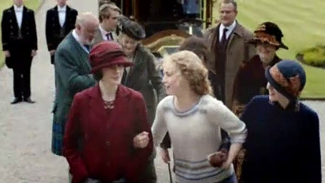 Downton Abbey Christmas Special 2012 - Part 01