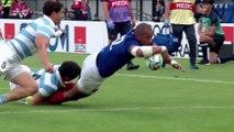 Tous les essais du XV de France - Phase de poule - RWC2019