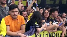 Fenerbahçe kafilesine coşkulu karşılama - DENİZLİ