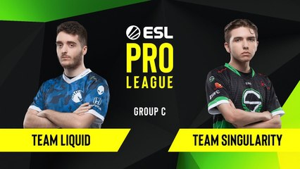 CS-GO - Team Liquid vs. Team Singularity [Inferno] Map 3 - Group C - ESL NA Pro League Season 10
