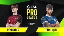 CS-GO - Team Liquid vs. Renegades [Inferno] Map 2 - Group C - ESL NA Pro League Season 10
