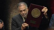 Le réalisateur Francis Ford Coppola est le lauréat du Prix Lumière 2019