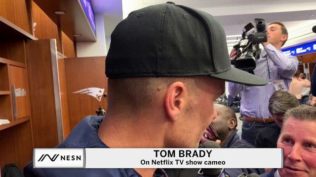 Tom Brady Responds To Criticism From Massage Parlor Netflix Cameo