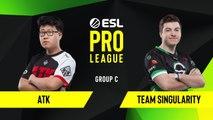 CS-GO - ATK vs. Team Singularity [Inferno] Map 3 - Group C - ESL NA Pro League Season 10