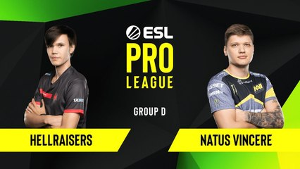 CS-GO - HellRaisers vs. Natus Vincere [Inferno] Map 1 - Group D - ESL EU Pro League Season 10