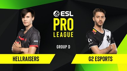 CS-GO - G2 Esports vs. HellRaisers [Vertigo] Map 1 - Group D - ESL EU Pro League Season 10