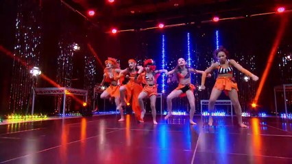 """Dance Moms: The ALDC Performs """"Stomp the Yard"""" for the Seeing Stars Special"""