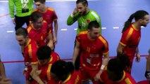Résumé du match Martigues Handball Chambéry