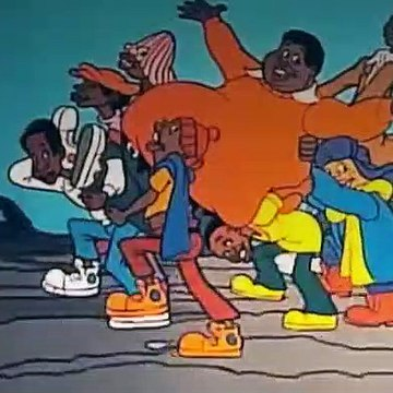 Fat Albert E055 (Parking Dog)