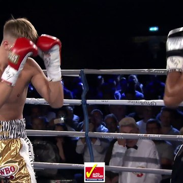 Oliver Mollenberg vs Jaouad Belmehdi (05-10-2019) Full Fight