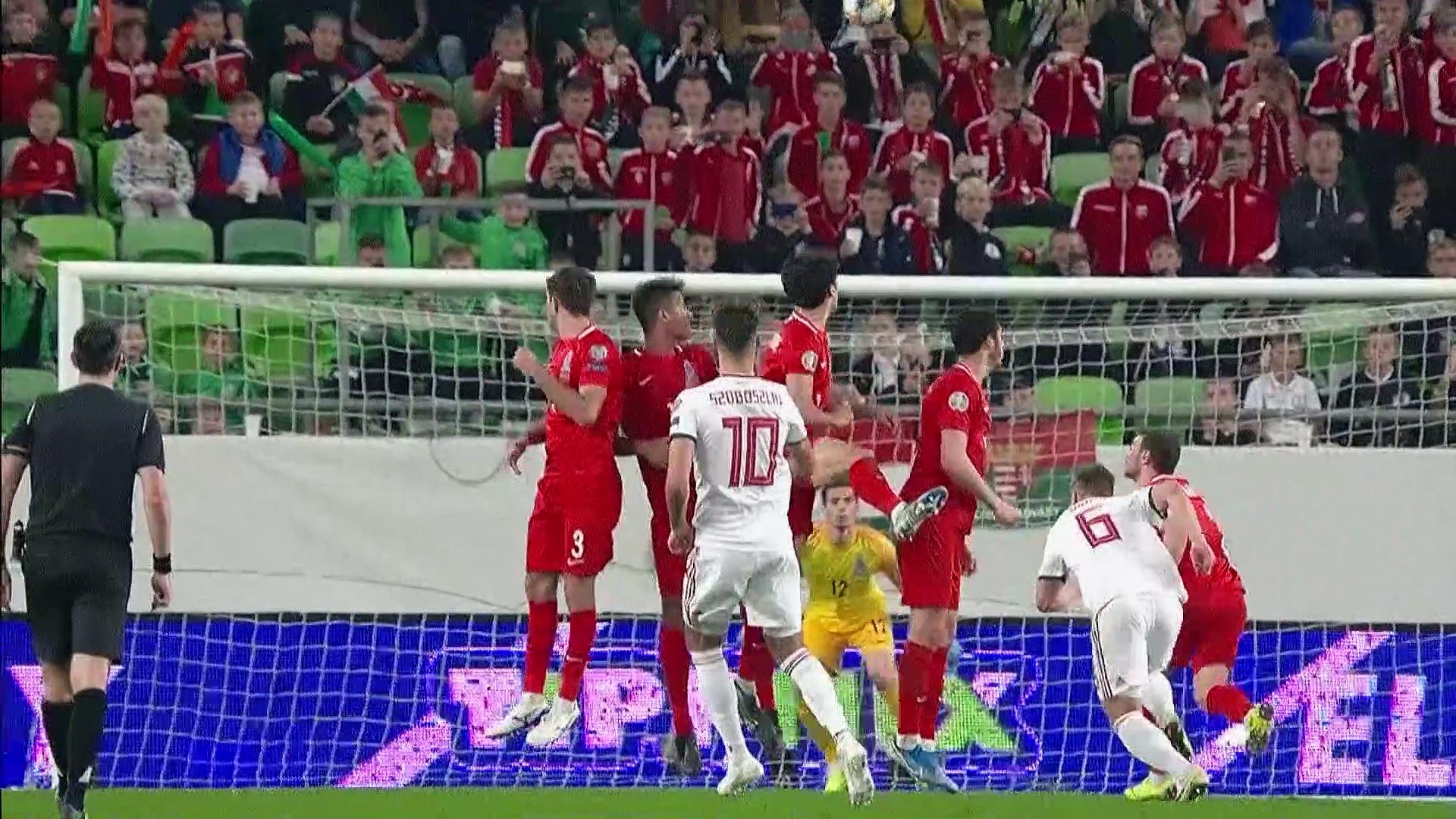 8. Hafta / Macaristan - Azerbaycan: 1-0 (Özet)