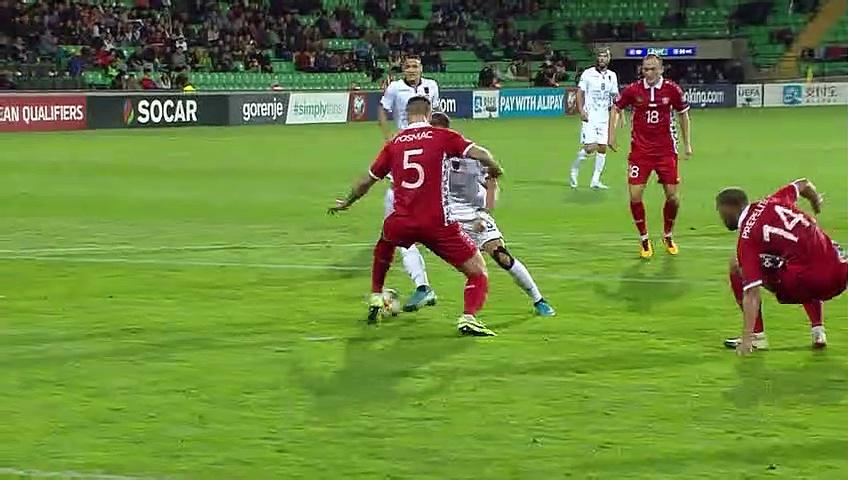 8. Hafta / Moldova - Arnavutluk: 0-4 (Özet)