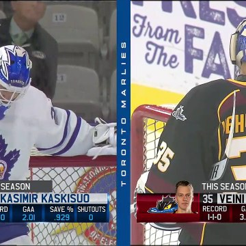 Game Highlights - Toronto Marlies vs Cleveland Monsters - October 19, 2019