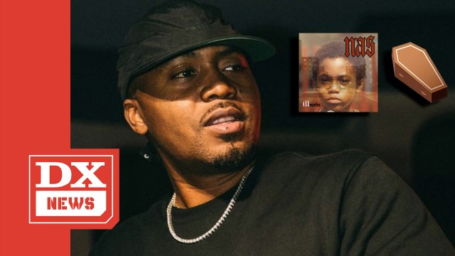 "Nas Is Tired Of ""Illmatic"" Nostalgia- ""I'm Done"""