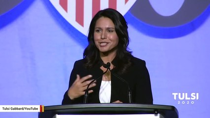 Tulsi Gabbard Fires Back, Calls Hillary Clinton 'Personification Of The Rot'