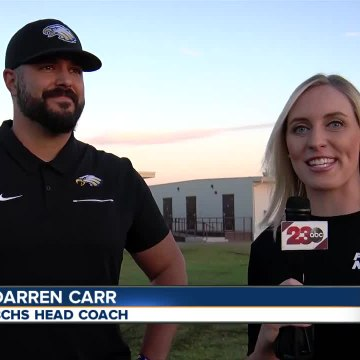 Live interview with BCHS HC Darren Carr