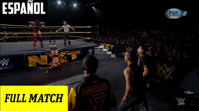 "WWE NXT: Roderick Strong vs. Isaiah ""Swerve"" Scott 