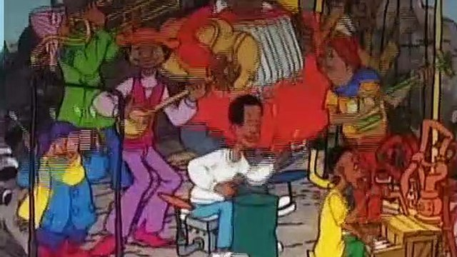 Fat Albert E033 (Little Business)
