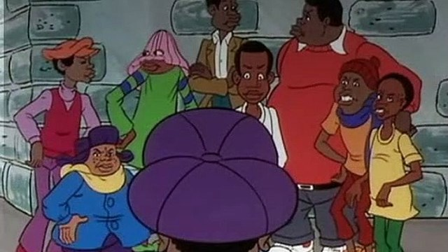 Fat Albert E034 (TV or Not TV)