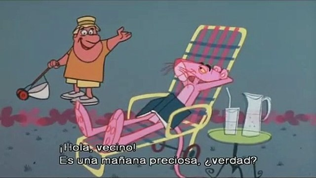 """The Pink Panter season 1 chapter 11 """"Pink Panzer"""""""