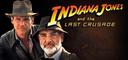 Indiana Jones and the Last Crusade movie (1989)  Harrison Ford, Sean Connery, Denholm Elliott