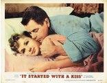 It Started With A Kiss movie (1959) Glenn Ford, Debbie Reynolds, Eva Gabor