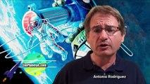 Falleció el cosmonauta Alexéi Leónov el Primer humano en hacer un Paseo Espacial