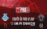 PRO B : Quimper vs Paris (J2)