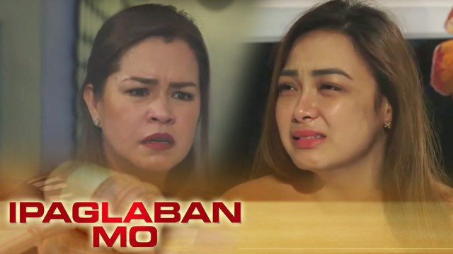 Lexa's mother catches her undressed in her room  | Ipaglaban Mo