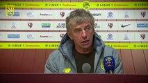 FC Metz - FC Nantes : la réaction des entraîneurs
