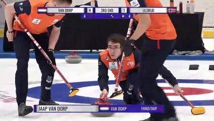 Champery Masters 2019 Final    Ulsrud (Nor) vs van Dorp (Ned)