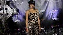 "Estrella Nouri ""Kandy Halloween: Return of the Haunted Mansion"" Red Carpet"