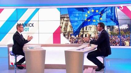 Yannick Jadot - Dimanche en Politique Dimanche 20 octobre