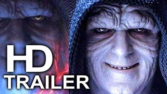 STAR WARS 9 Final Trailer Teaser NEW (2019) The Rise Of Skywalker Movie HD - Full HD
