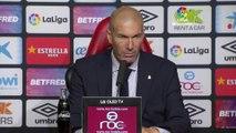 """Zidane : """"Il nous faut plus de régularité"""""""