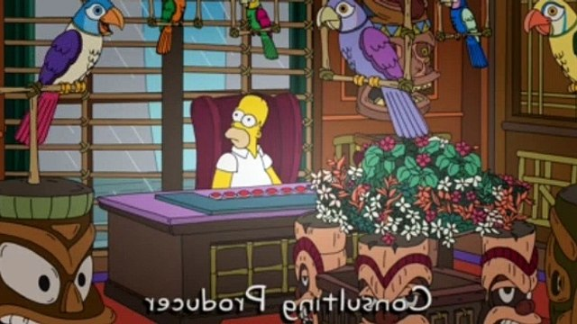 The Simpsons Season 28 Episode 9 The Last Traction Hero