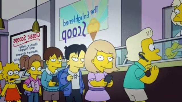 The Simpsons Season 28 Episode 12E13 The Great Phatsby