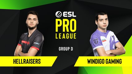 CS-GO - Windigo Gaming vs. HellRaisers [Inferno] Map 2 - Group D - ESL EU Pro League Season 10