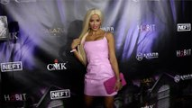 "Melissa Riso ""Kandy Halloween: Return of the Haunted Mansion"" Red Carpet"