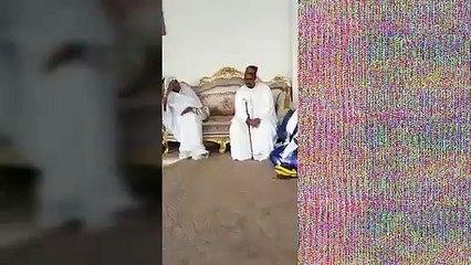 Video de confirmation du mariage de Ameth khalifa niasse et Sokhna Oumou Sy Dabakh