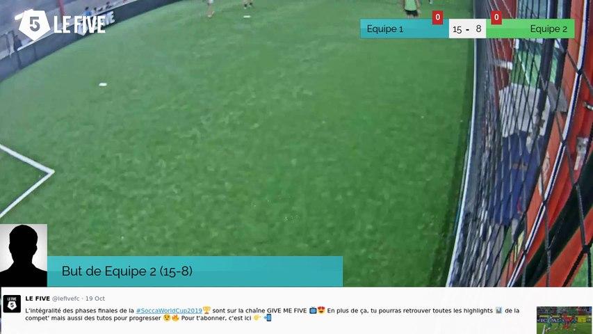 But de Equipe 2 (15-8)